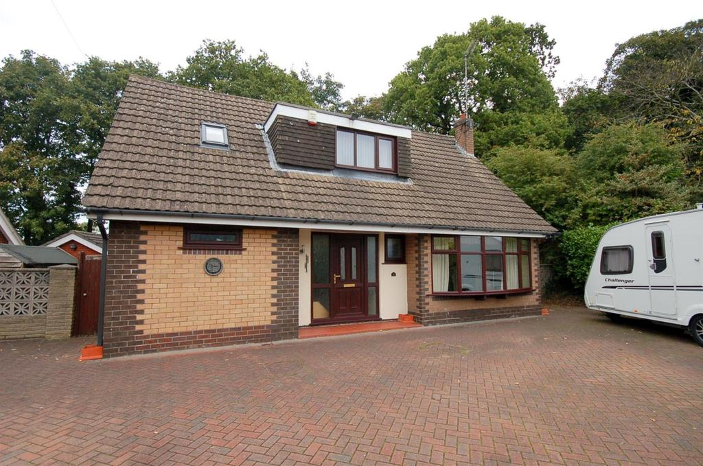 4 Bedrooms Detached House for sale in Spring Close, Rode Heath