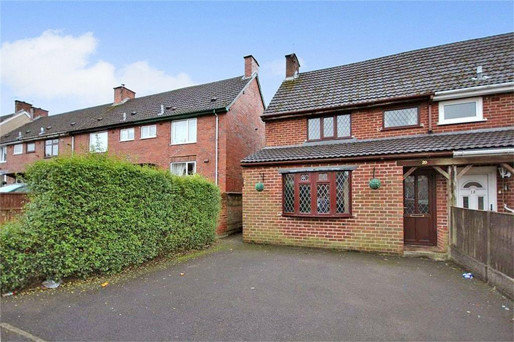 3 Bedrooms End Of Terrace House for sale in Highfield Road, Ashbourne, Derbyshire
