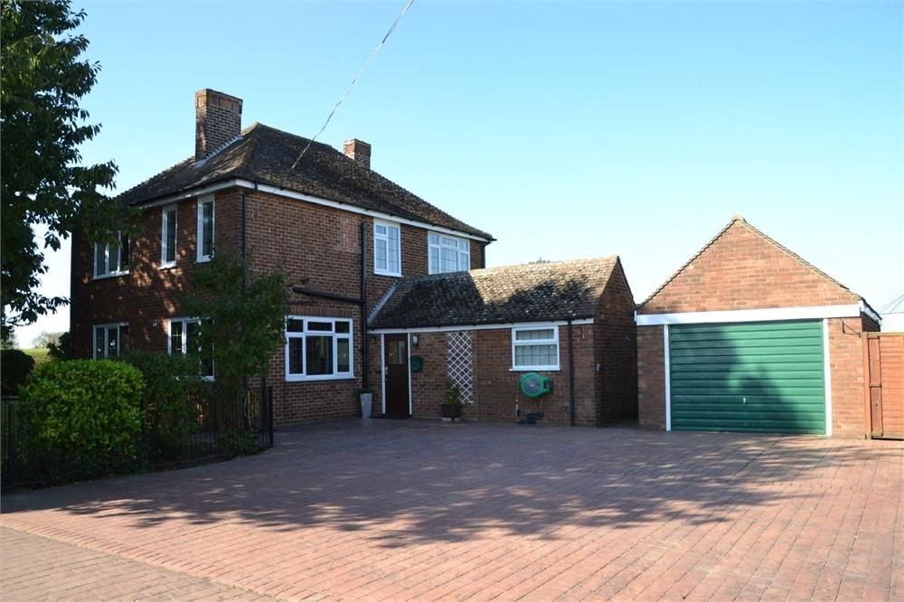 4 Bedrooms Detached House for sale in Main Road, Frithville, Boston, Lincolnshire