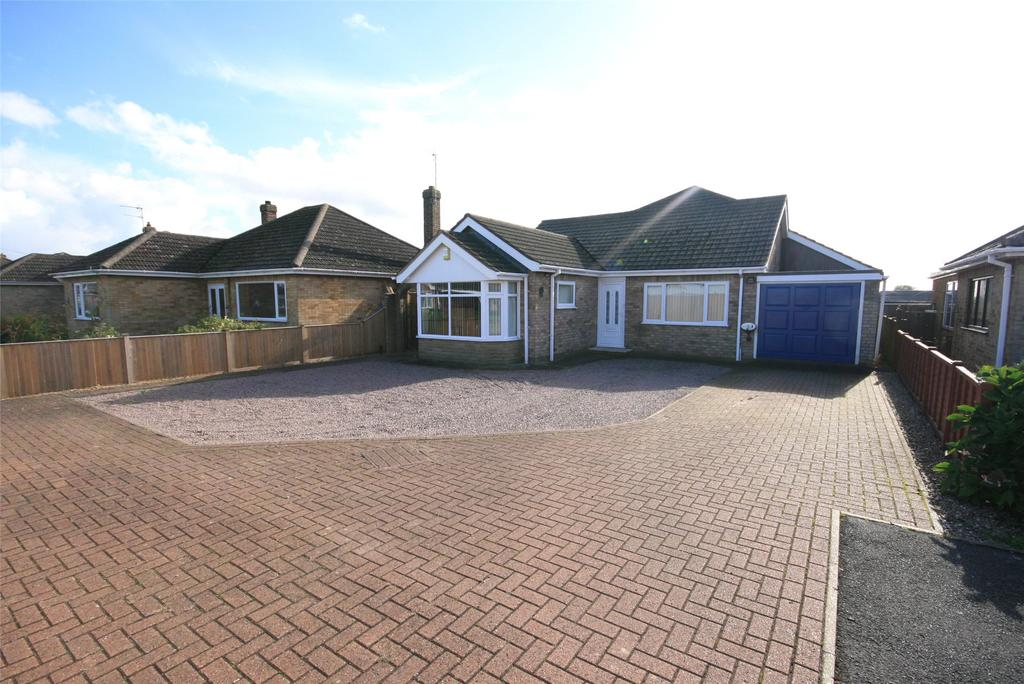 3 Bedrooms Detached Bungalow for sale in Eastwood Drive, Boston, PE21
