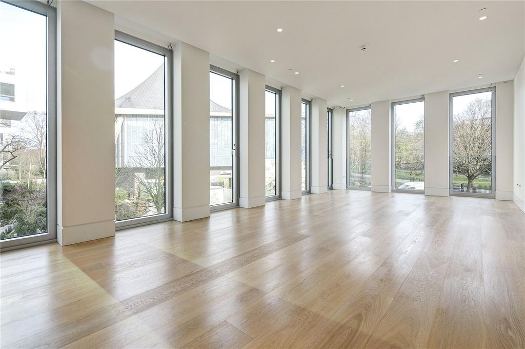 2 Bedrooms Flat for sale in Hollandgreen Place, Kensington High Street, Kensington, London, W8