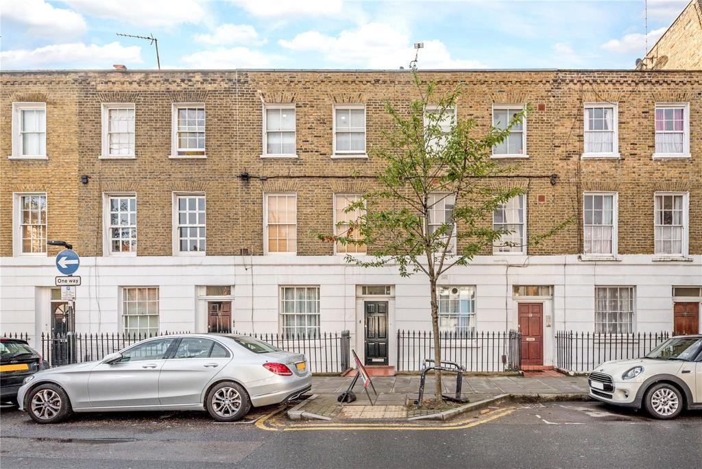 2 Bedrooms Flat for sale in Wharfdale Road, Islington, London, N1