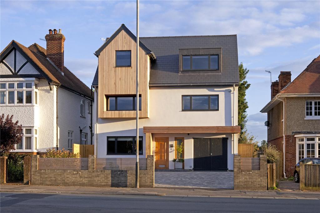 5 Bedrooms Detached House for sale in Yew Tree Road, Tunbridge Wells, Kent, TN4