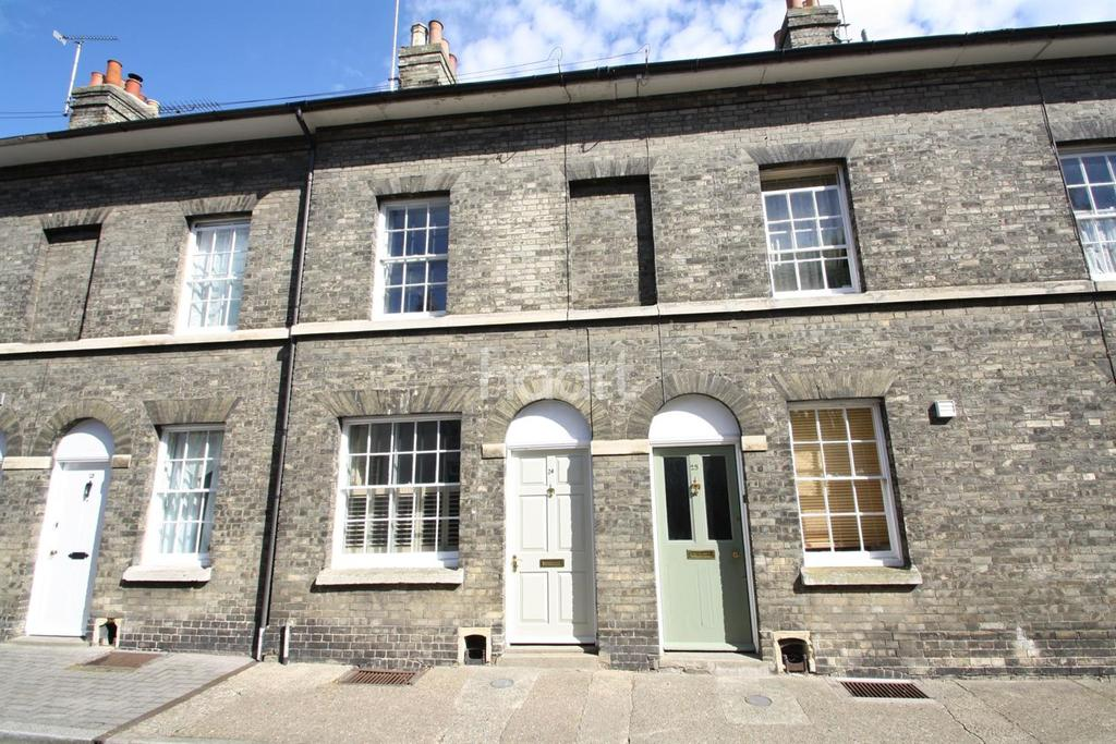 3 Bedrooms Terraced House for sale in Whiting Street, Bury St Edmunds