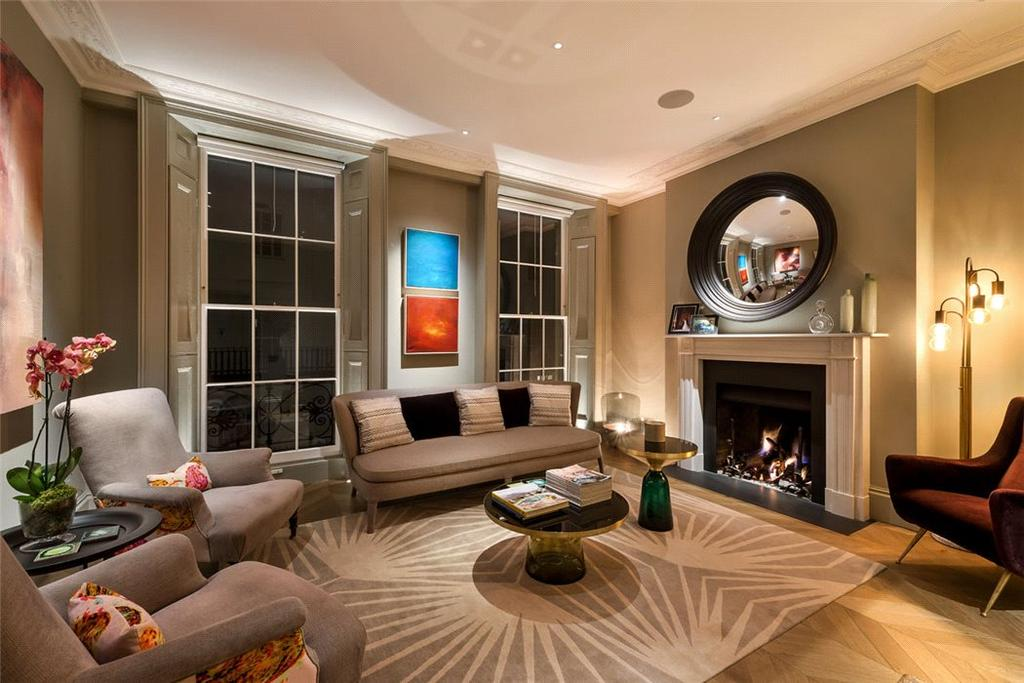 4 Bedrooms Terraced House for sale in Chester Row, Belgravia, London, SW1W