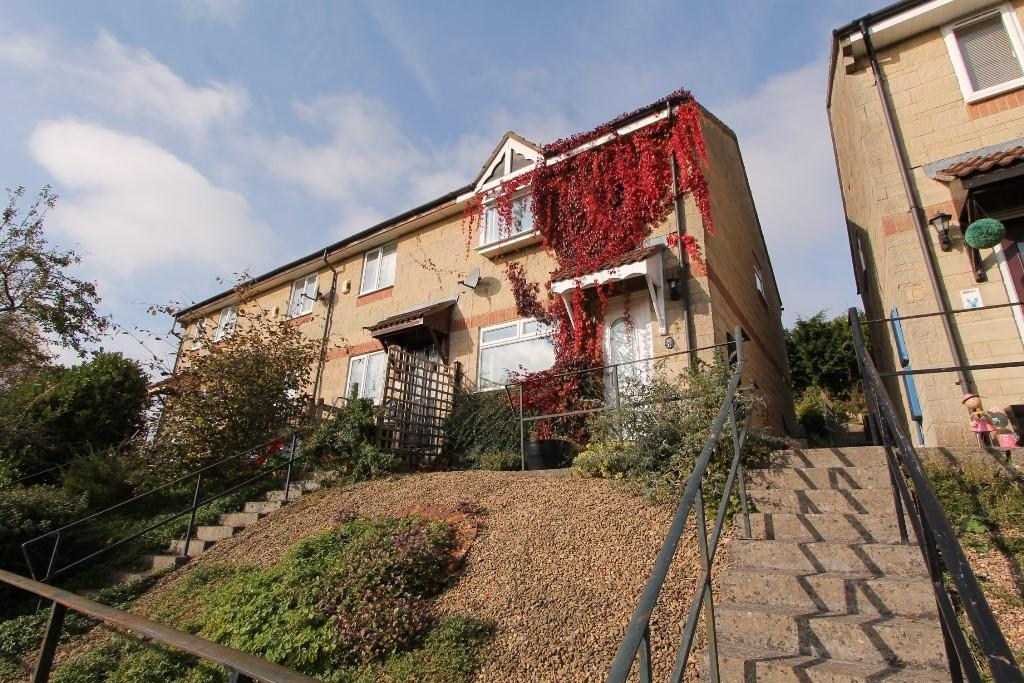 3 Bedrooms End Of Terrace House for sale in Daneacre Road, Radstock