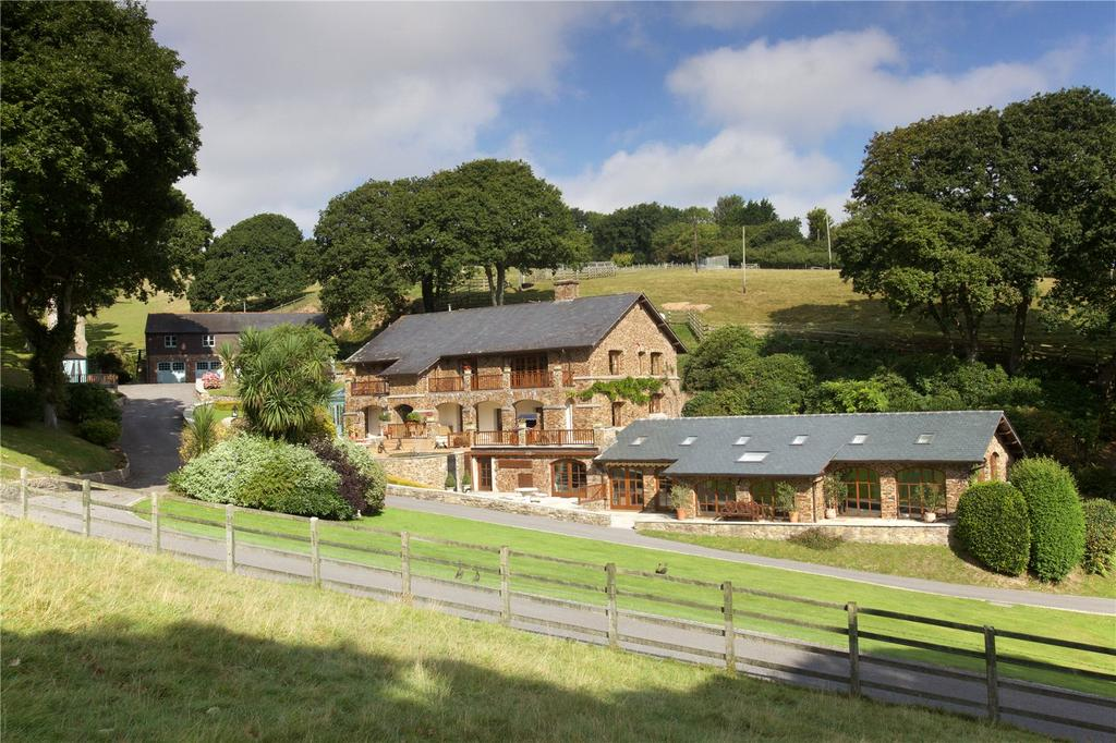 7 Bedrooms Detached House for sale in Bigbury, Kingsbridge, Devon