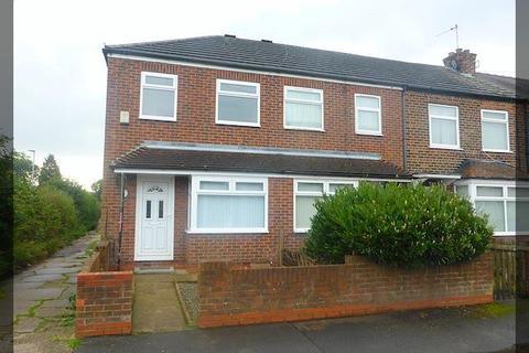 2 bedroom end of terrace house to rent - Bedford Road, Hessle, HU13
