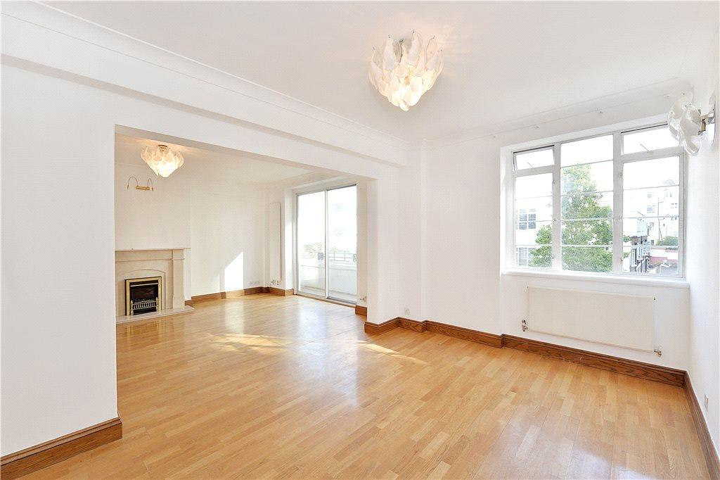 3 Bedrooms Apartment Flat for sale in St James's Close, Wells Rise, St John's Wood, London, NW8