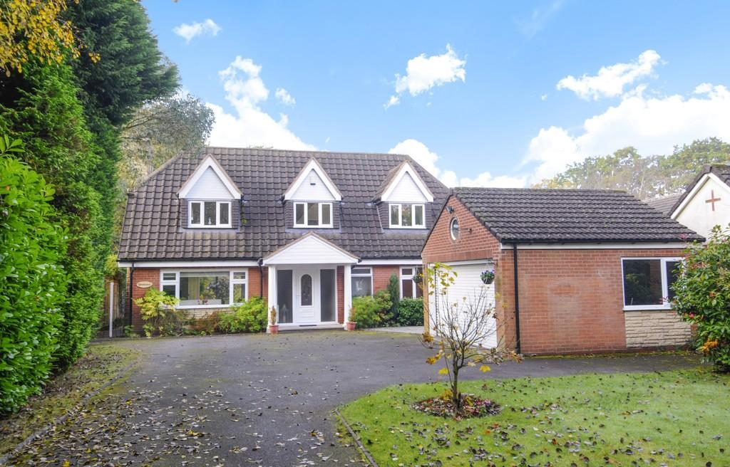 5 Bedrooms Detached Bungalow for sale in Woodleaves, 39 Birchy Close
