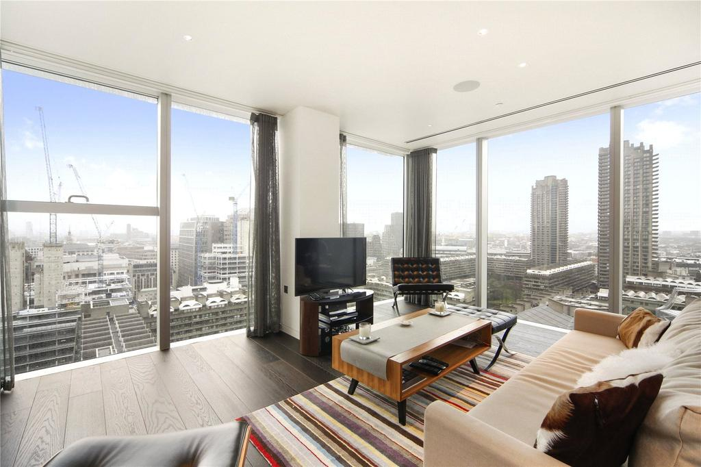 3 Bedrooms Flat for sale in The Heron, 5 Moor Lane, London, EC2Y
