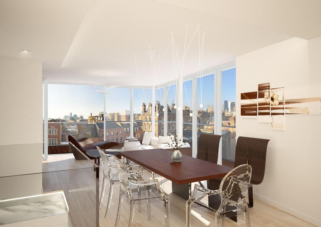 3 Bedrooms Flat for sale in Borough Mansions, Borough High Street, London