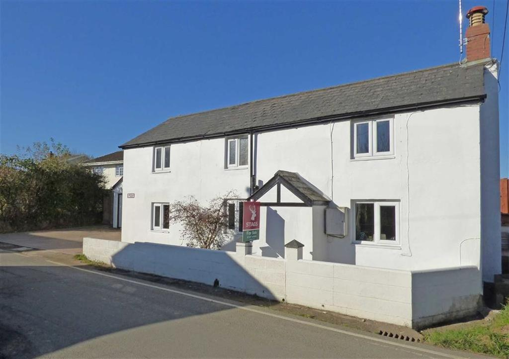 4 Bedrooms Detached House for sale in Fore Street, Langtree, Torrington, Devon, EX38
