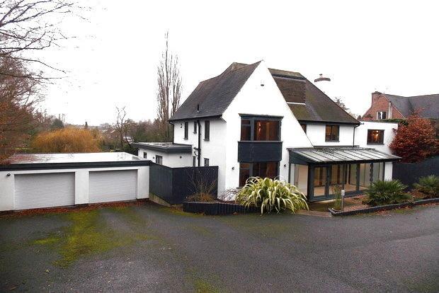 5 Bedrooms Detached House for sale in Landmere Lane, Ruddington, Nottingham, NG11