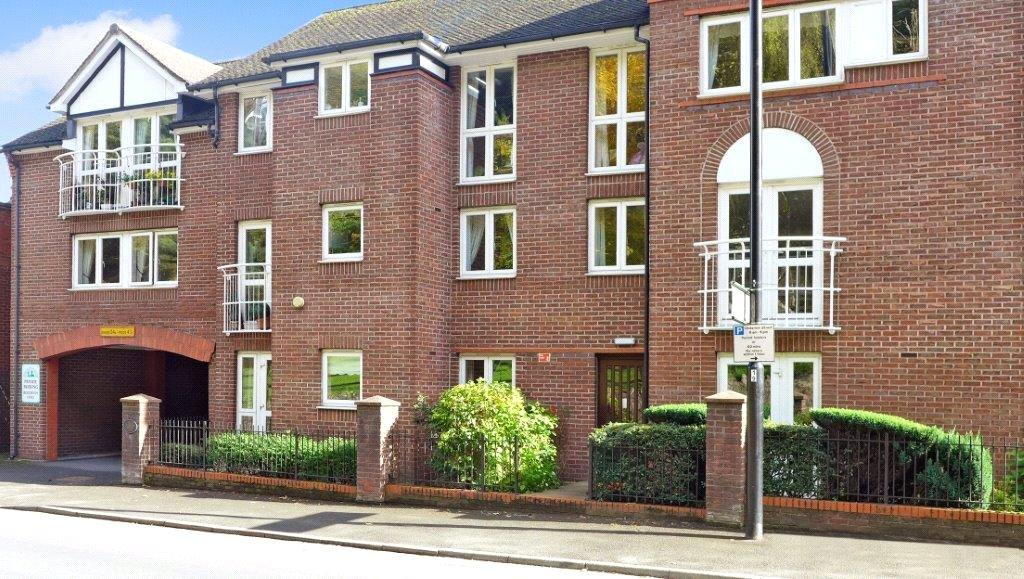 1 Bedroom Retirement Property for sale in Lavington Court, Underhill Street, Bridgnorth, Shropshire