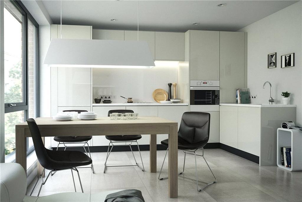 2 Bedrooms Flat for sale in The Jewel Court, Legge Lane, Jewellery Quarter, Birmingham City Centre, B1