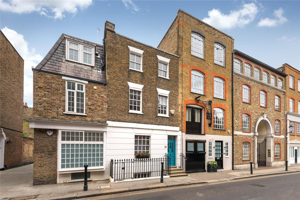 4 Bedrooms Terraced House for sale in Old Church Street, Chelsea, London