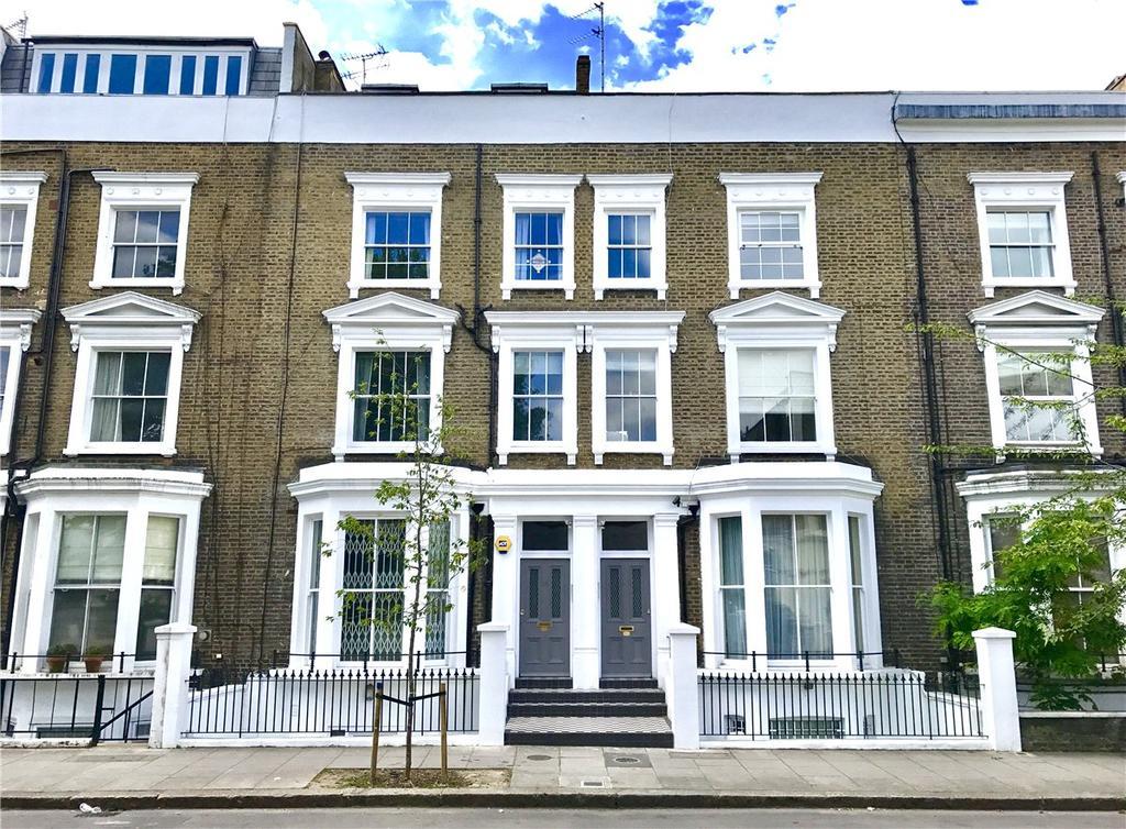 2 Bedrooms Apartment Flat for sale in Warwick Gardens, Kensington, London, W14