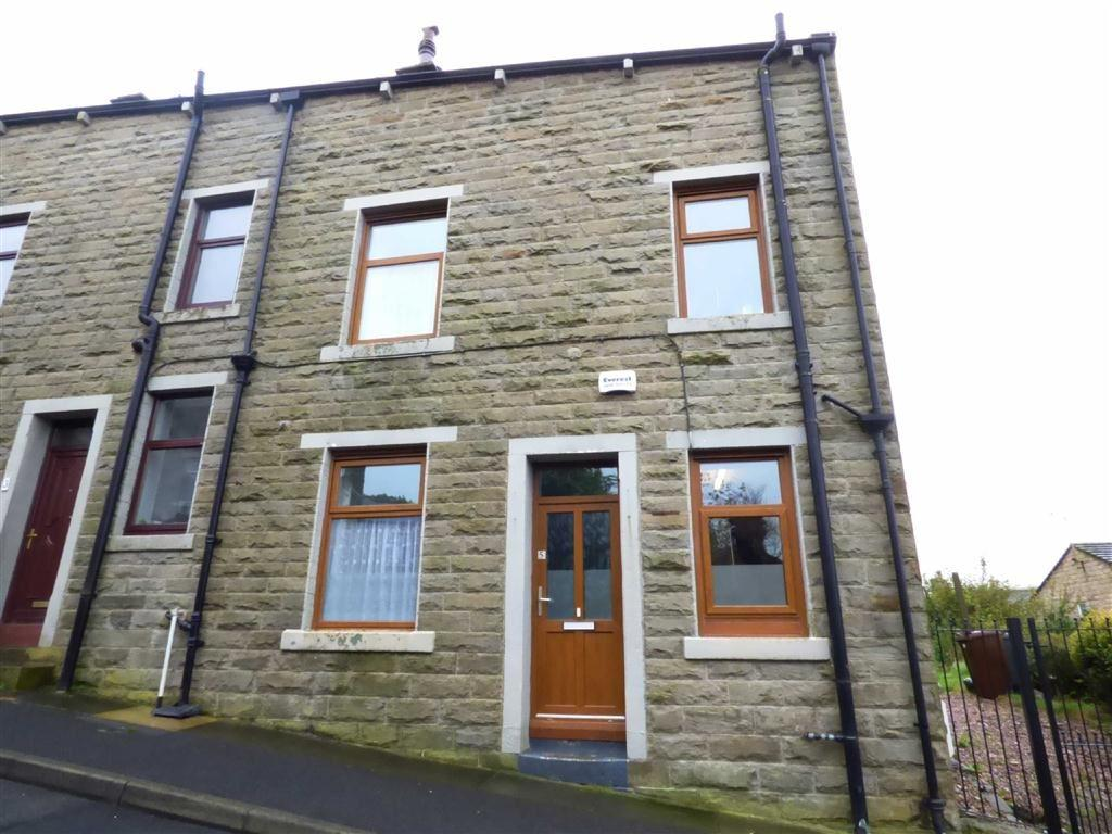 3 Bedrooms End Of Terrace House for sale in Green Hill Road, Bacup, Lancashire, OL13