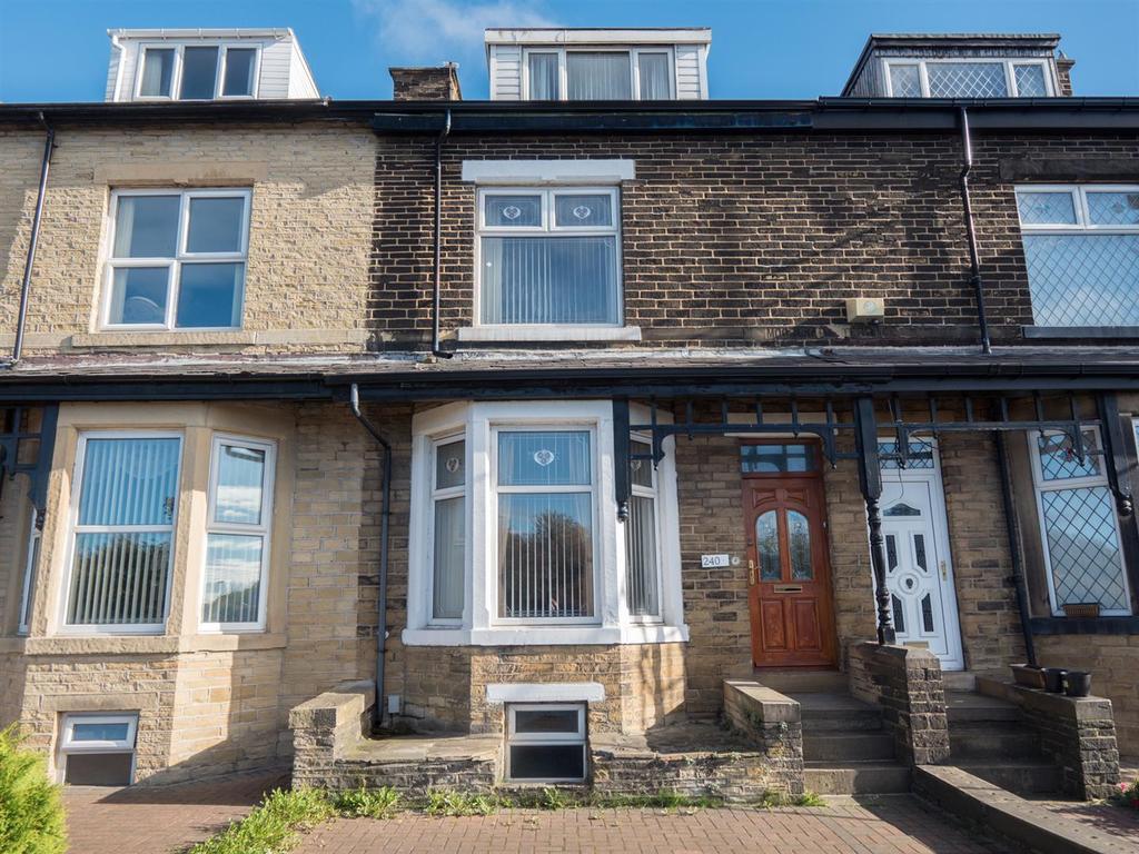 4 Bedrooms Terraced House for sale in Killinghall Road, Bradford, BD3 7JL