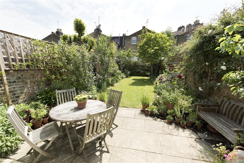 5 Bedrooms Terraced House for sale in Fernhurst Road, Fulham, London, SW6