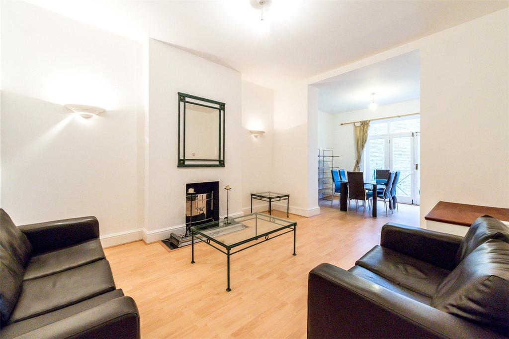 3 Bedrooms Flat for sale in Falcon Road, London, SW11