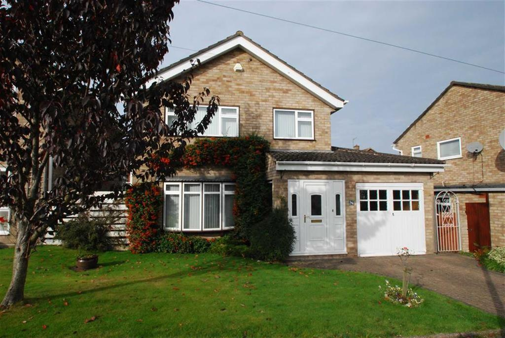 3 Bedrooms Detached House for sale in Conway Drive, Telford Estate, Shrewsbury