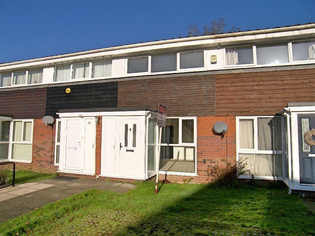 2 Bedrooms Terraced House for sale in Chesterfield Drive, Riverhead, TN13