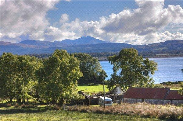 Land Commercial for sale in The Steadings - Lot 1, Achuaran, Lismore, PA34