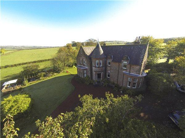 5 Bedrooms Detached House for sale in Thornwood, Clockston Road, Galston, East Ayrshire, KA4