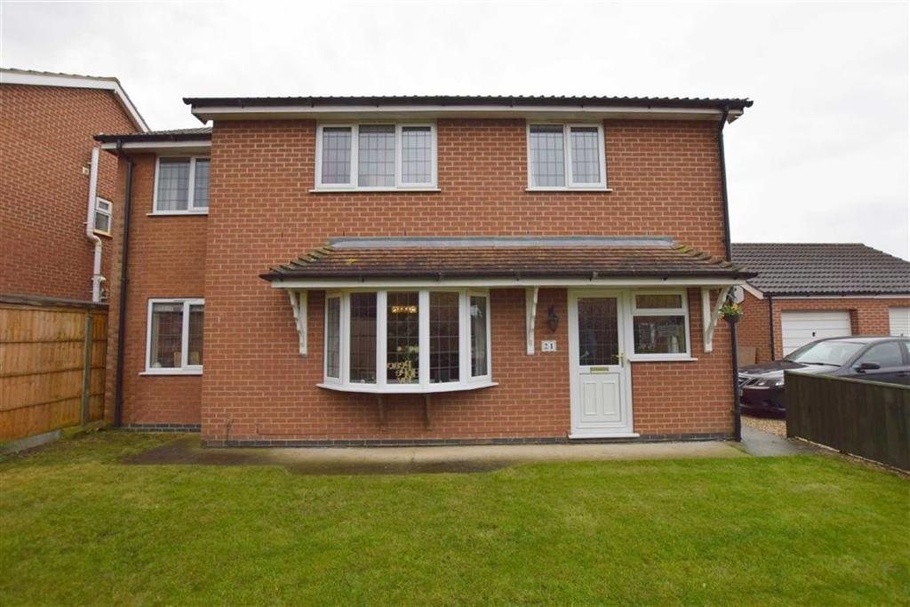 4 Bedrooms Detached House for sale in Barnet Drive, New Waltham, North East Lincolnshire