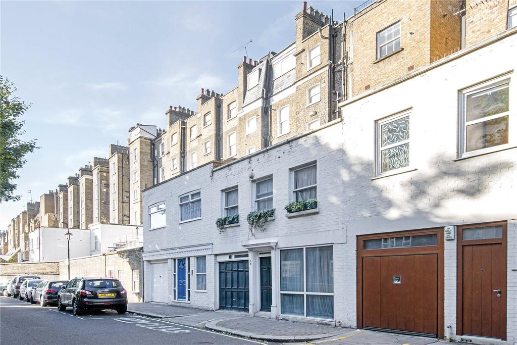 3 Bedrooms Terraced House for sale in Aylesford Street, London, SW1V