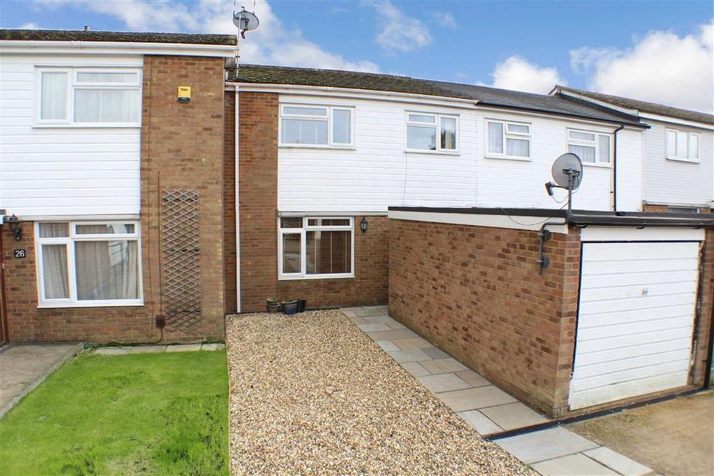 3 Bedrooms Terraced House for sale in Kitchener Close, St Albans, Hertfordshire