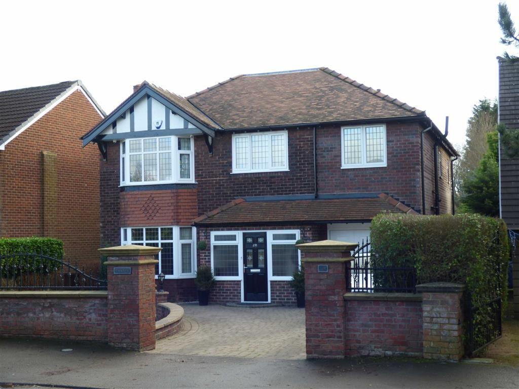 4 Bedrooms Detached House for sale in Ramillies Avenue, Cheadle Hulme, Cheshire