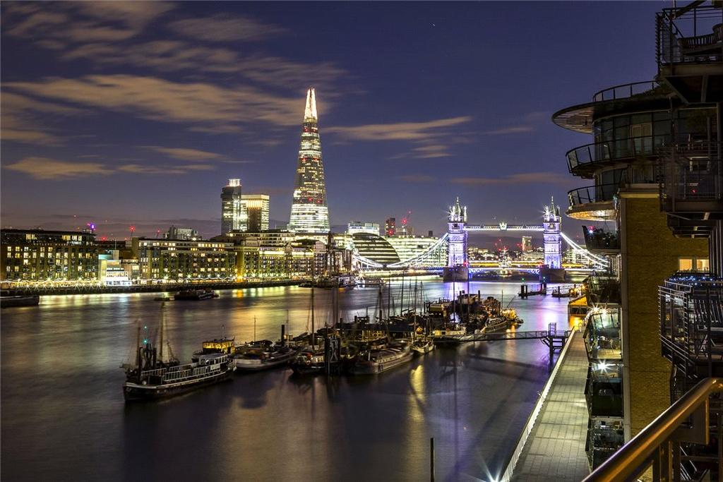 3 Bedrooms Penthouse Flat for sale in Capital Wharf, 50 Wapping High Street, London, E1W