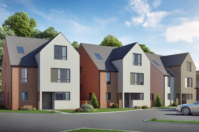 5 Bedrooms Detached House for sale in New Town, Uckfield