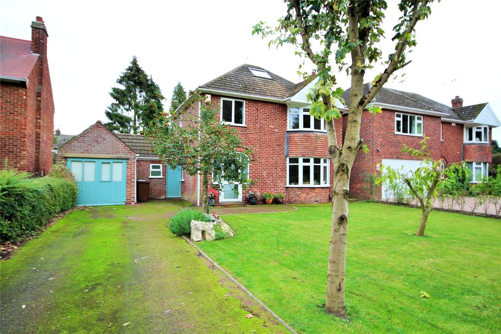 3 Bedrooms Detached House for sale in Burton Road, Lincoln, LN1