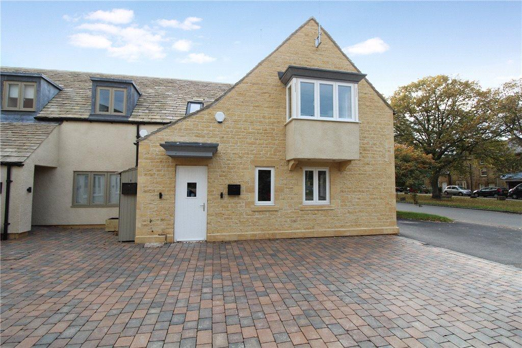 2 Bedrooms End Of Terrace House for sale in Marshland House, High Street, Moreton-In-Marsh, Gloucestershire, GL56