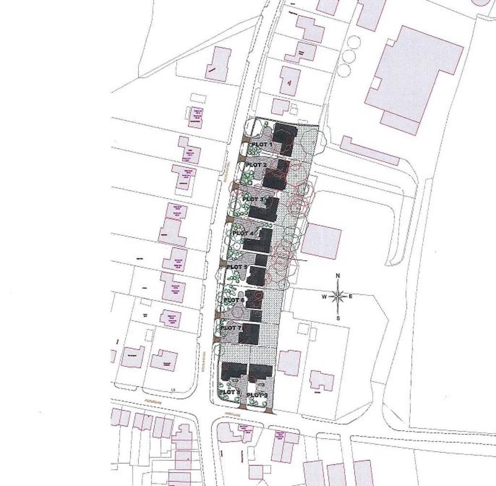 Land Commercial for sale in Plot 5, Beckland Hill, East Markham, Newark, Notts.