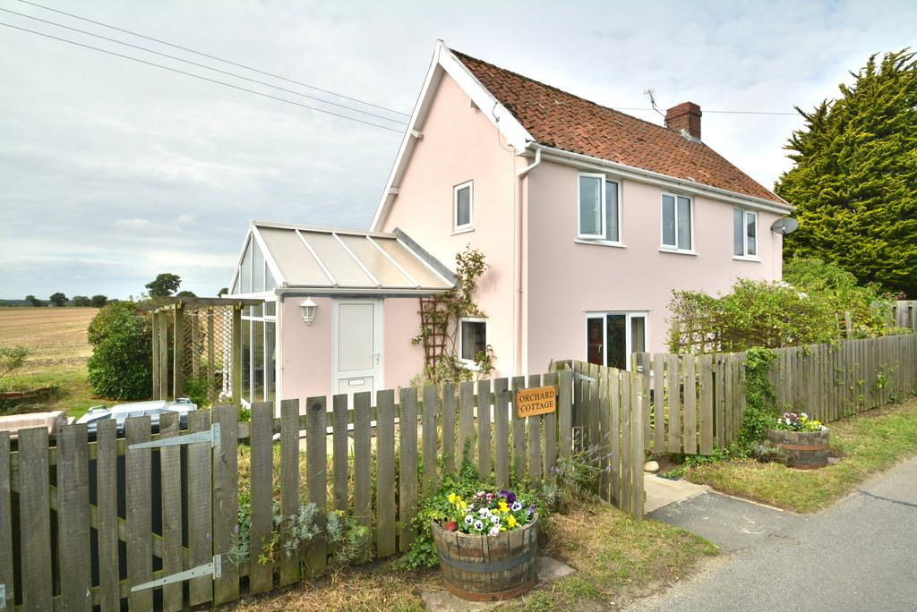 3 Bedrooms Cottage House for sale in Rendham Road, Peasenhall, Saxmundham