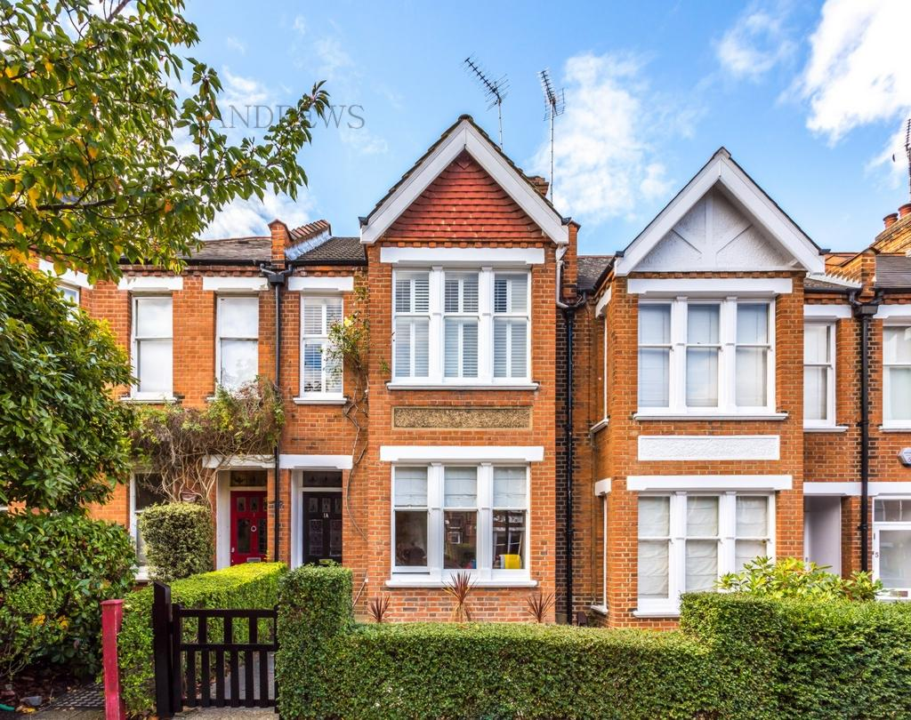 3 Bedrooms House for sale in Woodfield Avenue, Ealing, W5