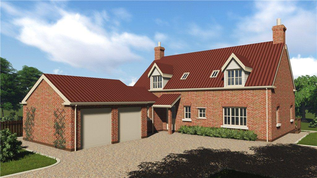 4 Bedrooms Detached House for sale in Holdingham, Sleaford, Lincolnshire, NG34