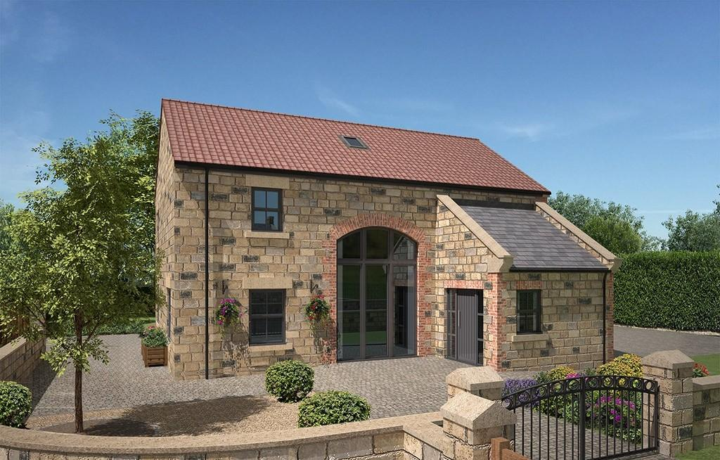 5 Bedrooms Detached House for sale in Fountains Abbey Road, Bishop Thornton, Harrogate
