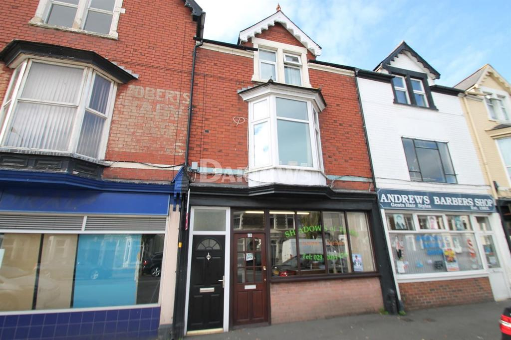 3 Bedrooms Terraced House for sale in Clare Road, Grangetown