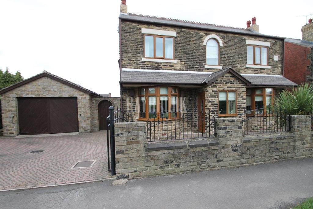 3 Bedrooms Detached House for sale in Beighton Road, Woodhouse