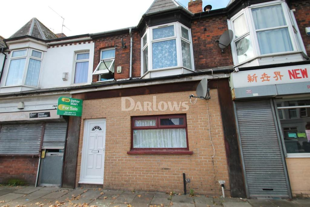 3 Bedrooms Terraced House for sale in Paget Street, Grangetown
