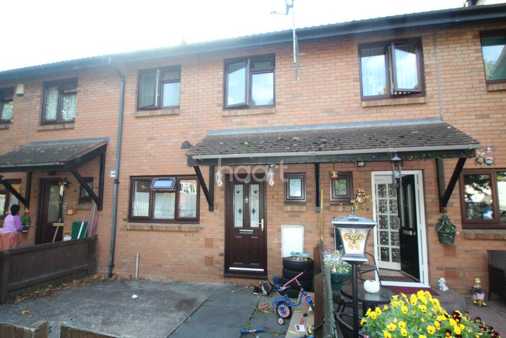 3 Bedrooms Terraced House for sale in Staveley Court, Loughborough