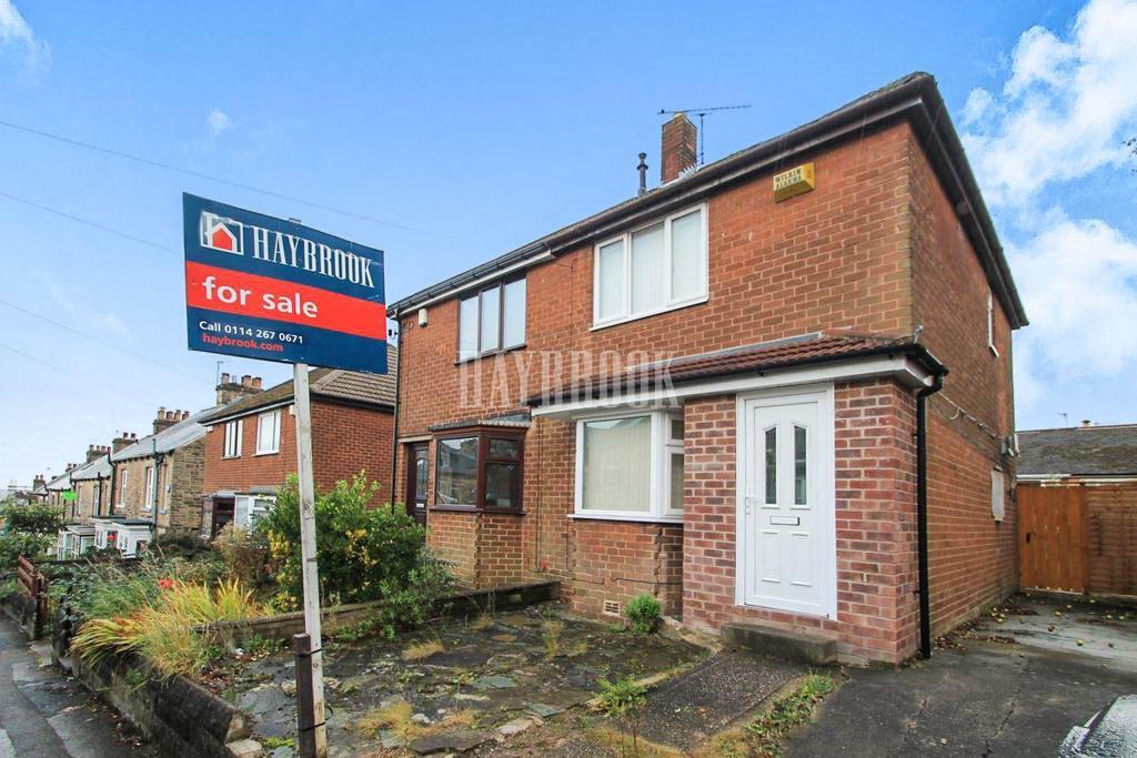 2 Bedrooms Semi Detached House for sale in School Road