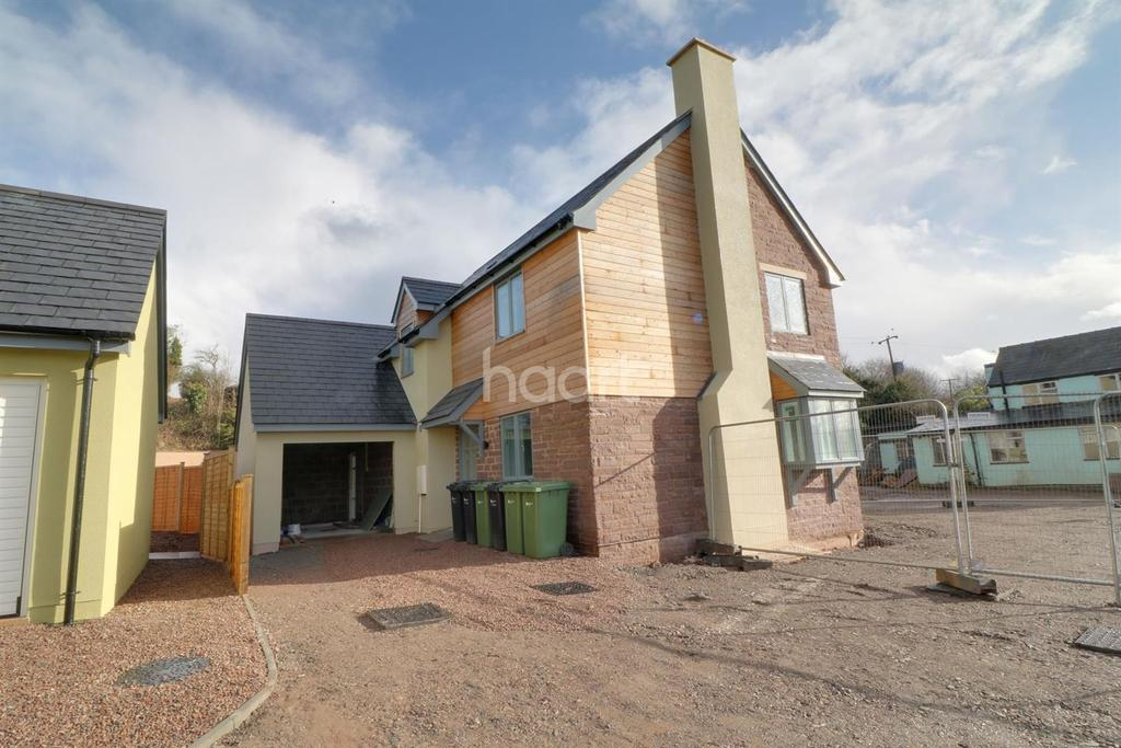 4 Bedrooms Detached House for sale in Plot 4 Studland, Welsh Newton, Herefordshire