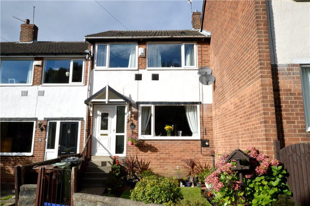 3 Bedrooms Terraced House for sale in Somerdale Gardens, Leeds, West Yorkshire